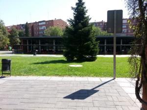 Cafetería del campus de Humanidades, UC3M