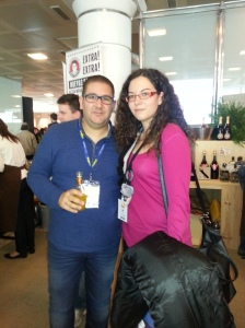 Con Dani García en Madrid Fusión