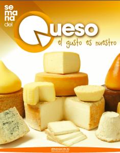 cartel queso