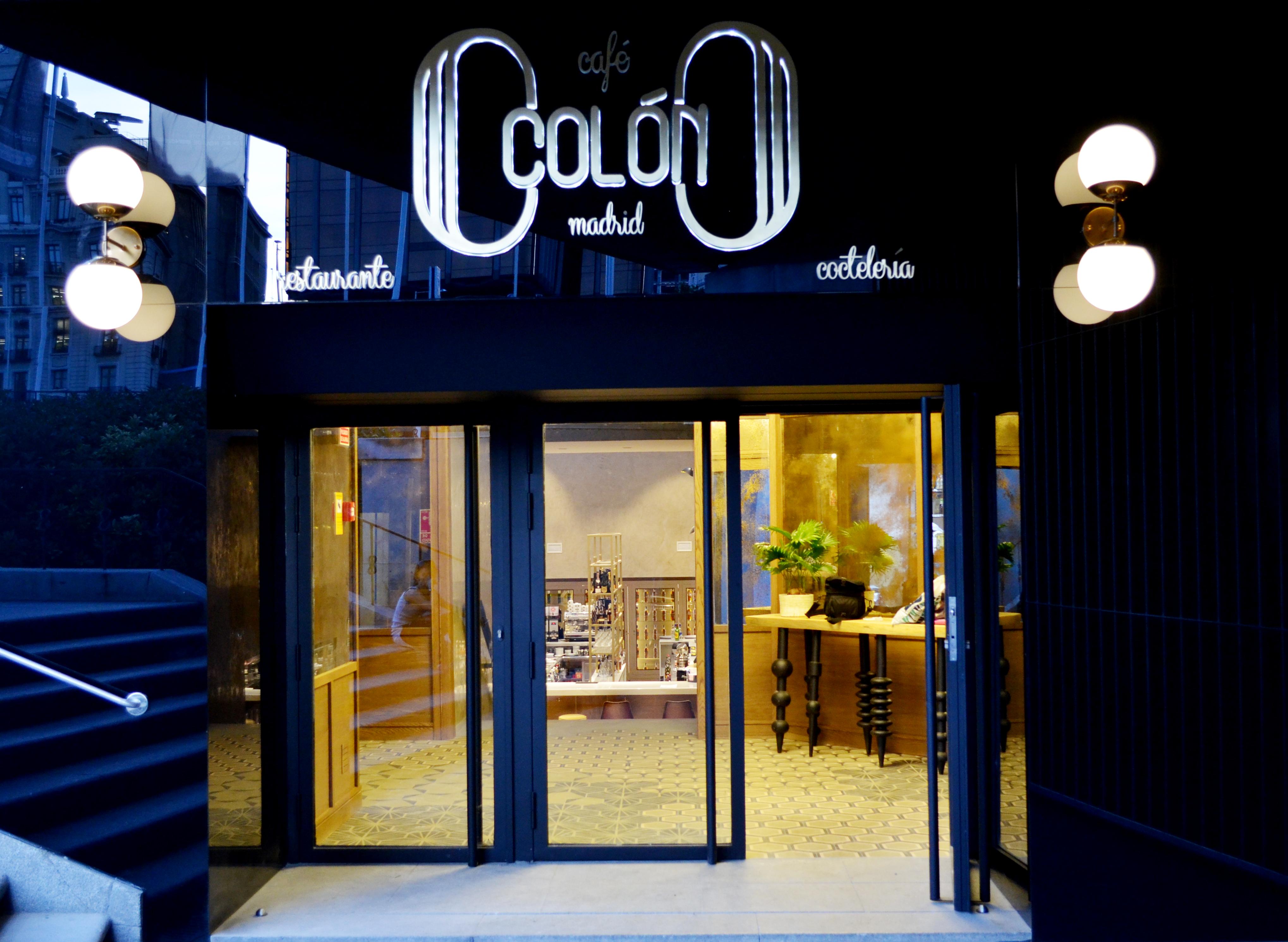 Café Colón - La Glotona