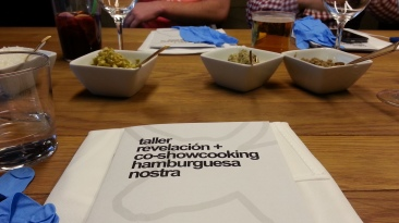 Taller y showcooking
