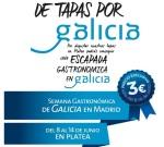 Semana Gastronómica de Galicia enMadrid