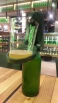 Botella de Sidra Cortina con escalfiador. La Bobia