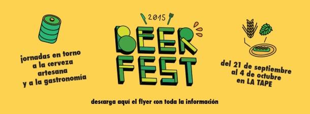 BeerFest 2015 La Tape